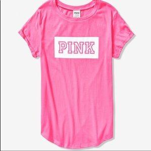 Pink Victorias T-shirt